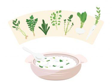 【1月7日は七草粥を食べる日 七草粥を食べると立身出世する?】