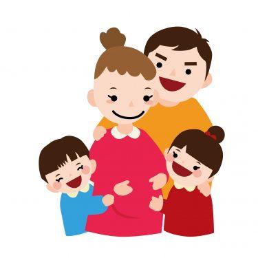 【妊娠中のトラブルを回避して第二子誕生!!】